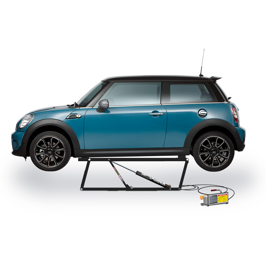 Vehicle Lifts 4 Home Quickjack Portable Car Lift