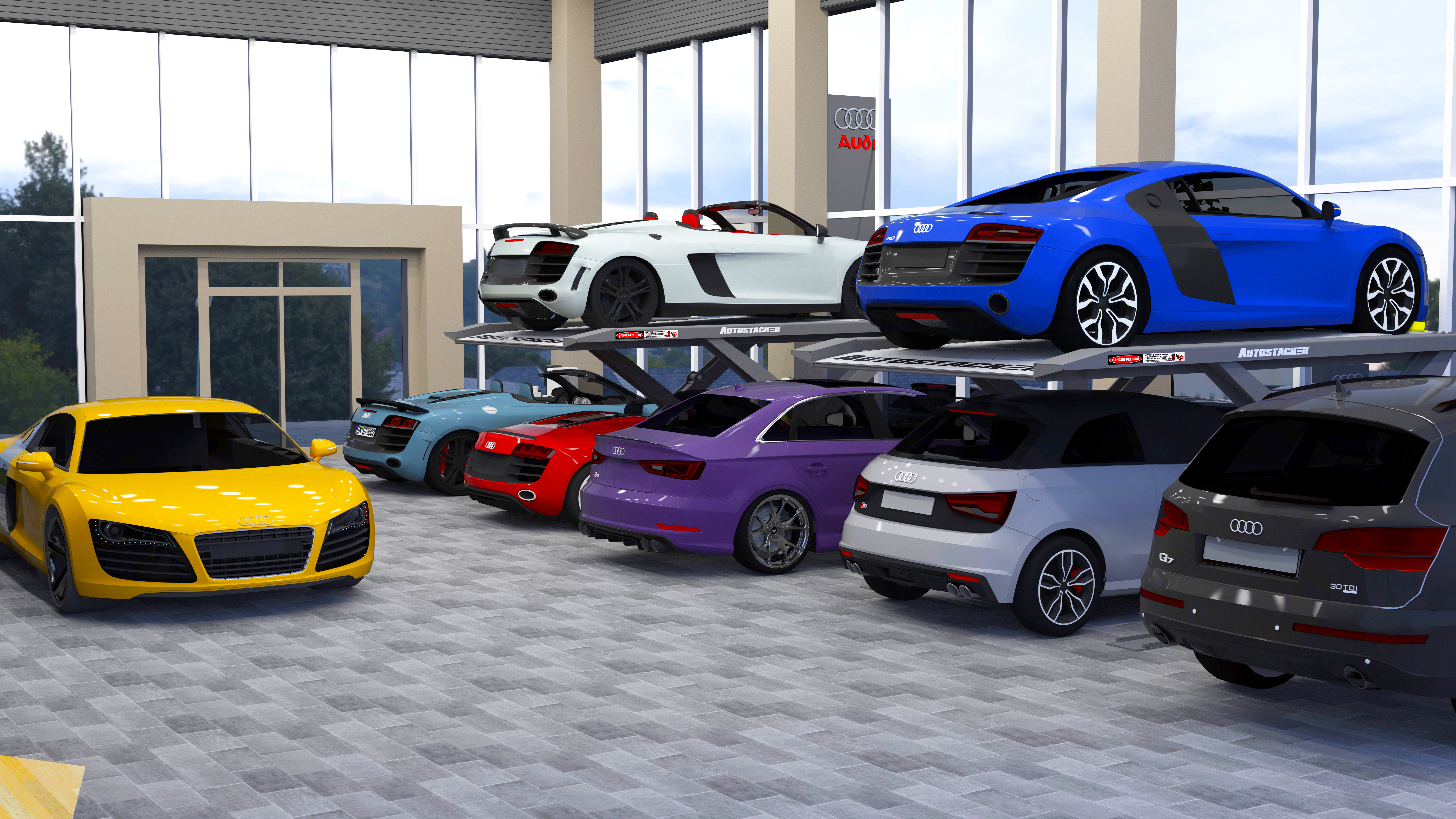 Dealership Audi Autostacker-Visualize Brighter (1)